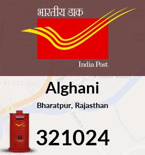 Alghani Pincode - 321024