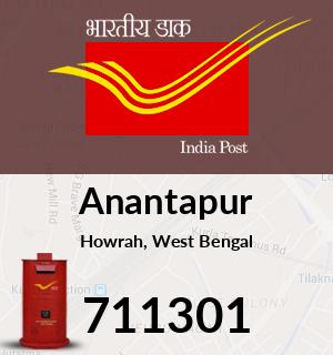 Anantapur Pincode - 711301