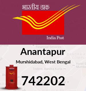 Anantapur Pincode - 742202
