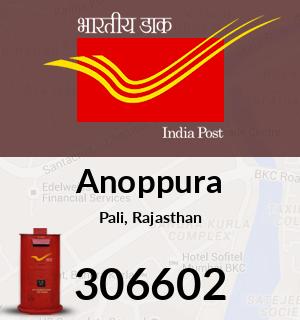 Anoppura Pincode - 306602
