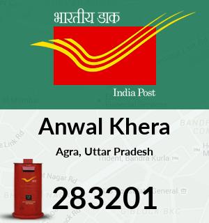 Anwal Khera Pincode - 283201