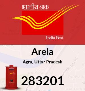 Arela Pincode - 283201