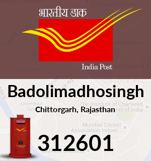 Badolimadhosingh Pincode - 312601