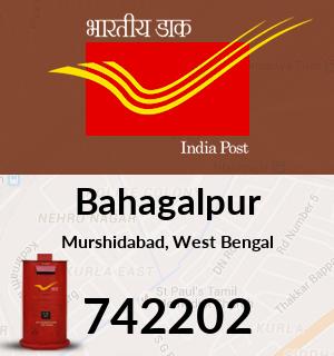 Bahagalpur Pincode - 742202