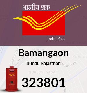 Bamangaon Pincode - 323801
