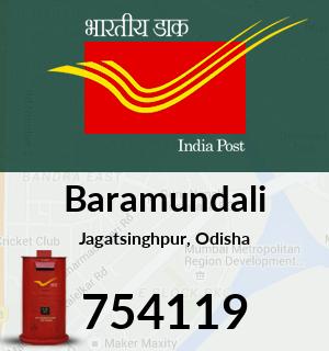 Baramundali Pincode - 754119