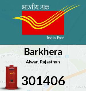 Barkhera Pincode - 301406