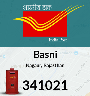 Basni Pincode - 341021