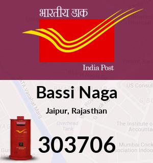 Bassi Naga Pincode - 303706