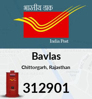 Bavlas Pincode - 312901