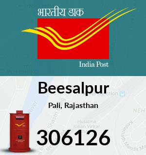 Beesalpur Pincode - 306126