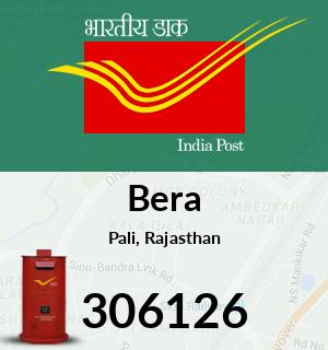 Bera Pincode - 306126