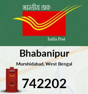 Bhabanipur Pincode - 742202