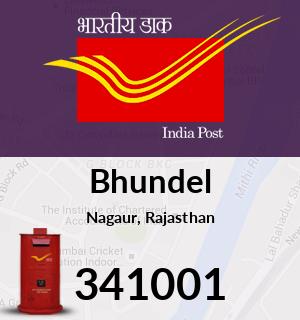 Bhundel Pincode - 341001