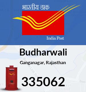 Budharwali Pincode - 335062