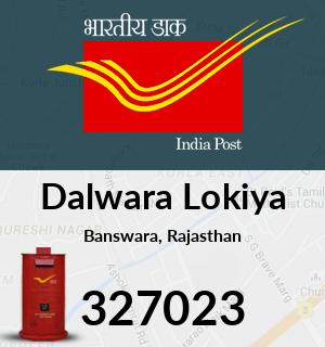 Dalwara Lokiya Pincode - 327023