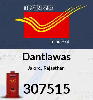 Dantlawas Pincode - 307515