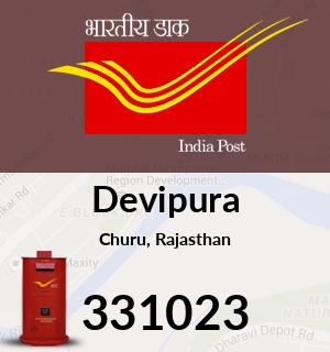 Devipura Pincode - 331023