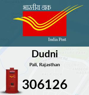 Dudni Pincode - 306126
