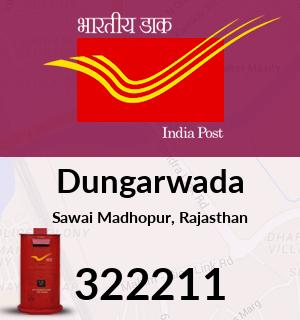 Dungarwada Pincode - 322211