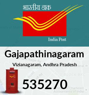 Gajapathinagaram Pin Code, Vizianagaram, Andhra Pradesh