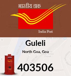 Guleli Pincode - 403506