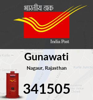 Gunawati Pincode - 341505