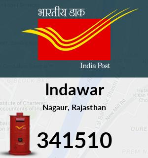 Indawar Pincode - 341510