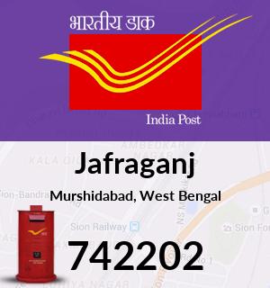 Jafraganj Pincode - 742202