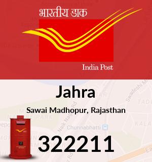 Jahra Pincode - 322211
