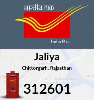 Jaliya Pincode - 312601
