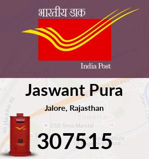 Jaswant Pura Pincode - 307515