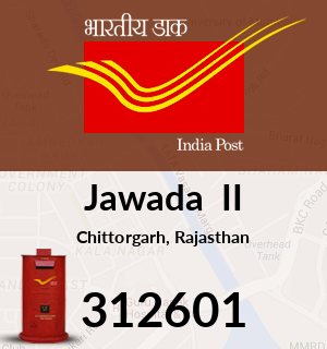 Jawada  II Pincode - 312601