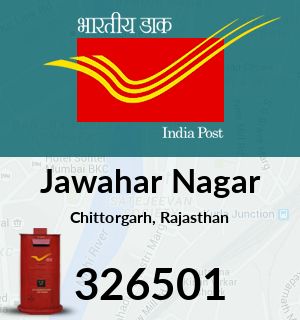 Jawahar Nagar Pincode - 326501