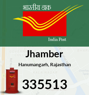 Jhamber Pincode - 335513