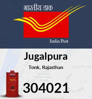 Jugalpura Pincode - 304021