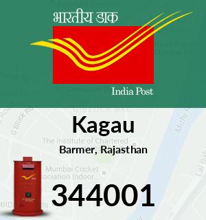 Kagau Pincode - 344001