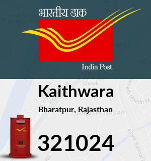 Kaithwara Pincode - 321024