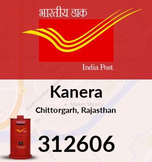 Kanera Pincode - 312606