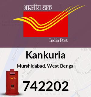 Kankuria Pincode - 742202