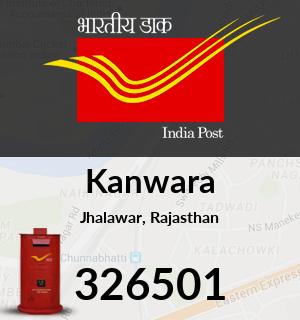 Kanwara Pincode - 326501