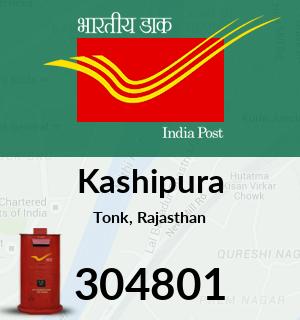 Kashipura Pincode - 304801