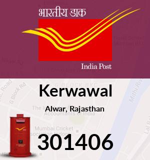 Kerwawal Pincode - 301406