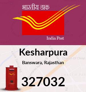 Kesharpura Pincode - 327032