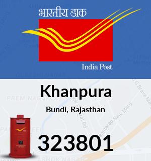 Khanpura Pincode - 323801