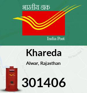 Khareda Pincode - 301406