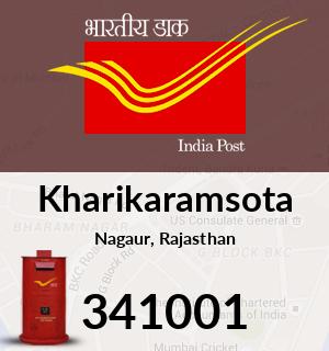 Kharikaramsota Pincode - 341001
