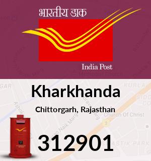 Kharkhanda Pincode - 312901