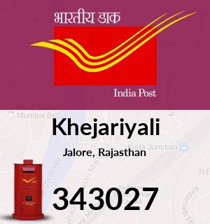 Khejariyali Pincode - 343027