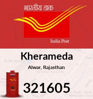 Kherameda Pincode - 321605